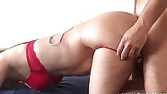 Mature indian aunty doggystyle hardcore sex - indianhiddencams.com