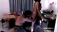 Shilpa bhabhi hardcore indian sex with raghav fucked on a table